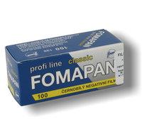 Фотопленка FOMA PAN 100 Classic 120