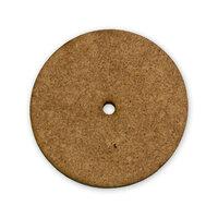HobbyBe CDM-50 Диски из МДФ 50 ± 0.1 мм 10 шт. для суставов мишек Тедди
