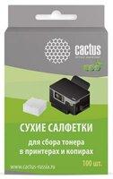 Чистящие и моющие средства Чистящие салфетки Cactus CS-P2003E 100 шт