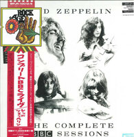 Led Zeppelin The Complete BBC Sessions, Vinyl
