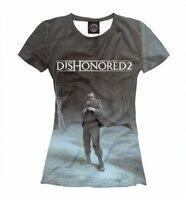Футболка Print Bar Dishonored 2 (DHN-234607-fut-1-S)