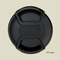 Fotokvant CAP-43-Clean крышка для объектива 43 мм