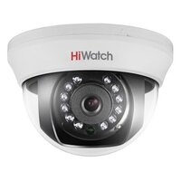 Камера видеонаблюдения HIKVISION HiWatch DS-T201, 1080p, 2.8 мм, белый