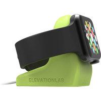 Док-станция Elevation Lab NightStand для Apple Watch зелёная