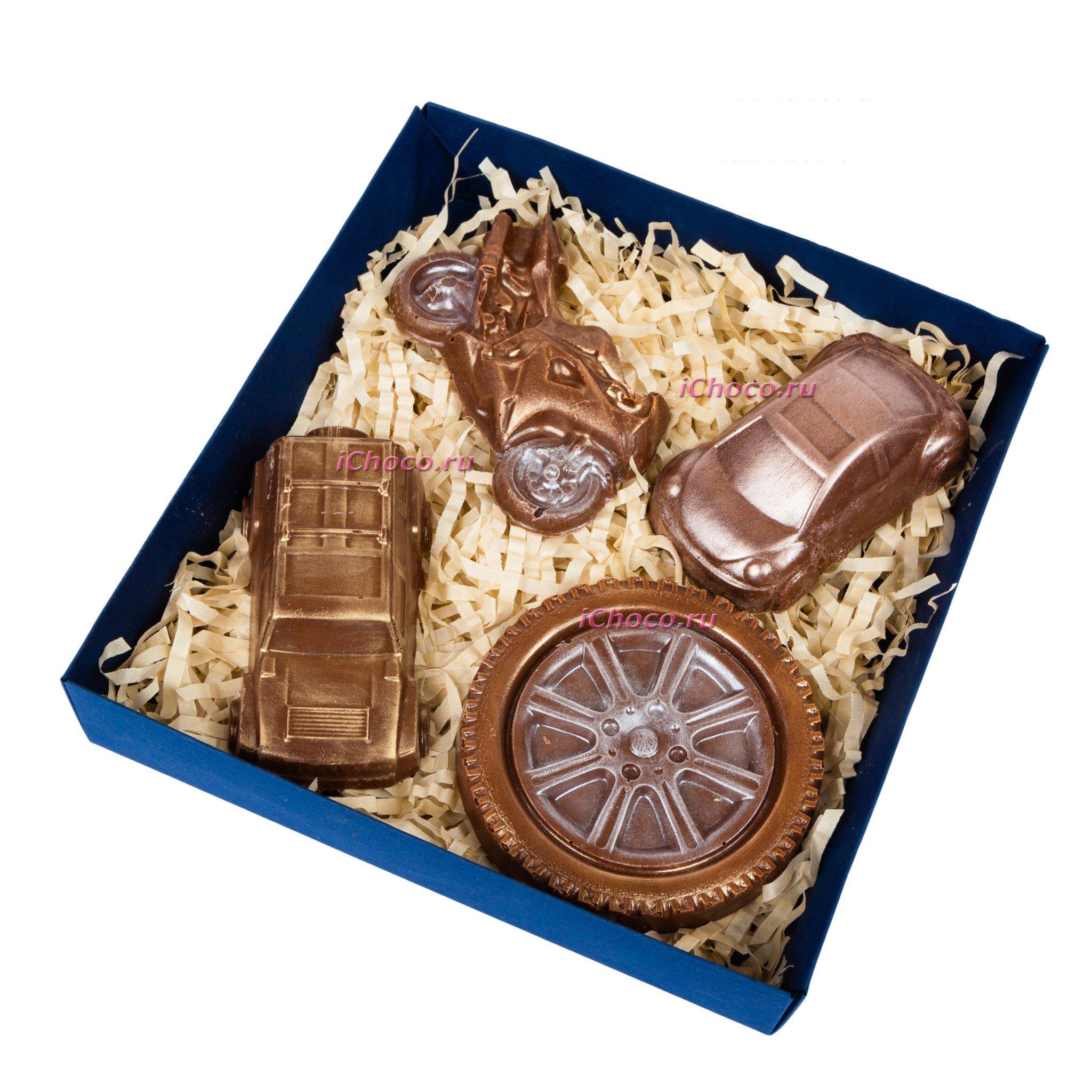 За оригинальные подарки! Шоколадница своими руками