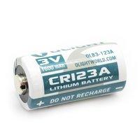 Литиевая батарея Olight CR123А 3.0V. 1600 mAh,