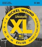 09-46 DADDARIO EXL125