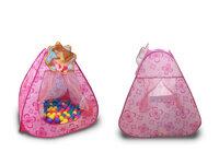 Игровой домик Принцесса + 100 шариков CBH-13