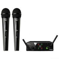 AKG WMS40 Mini2 Vocal Set US25A/C (537.500 & 539.300)
