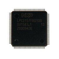 Микроконтроллер RISC NXP , QFP LPC2157FBD100