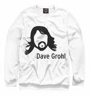 Свитшот Print Bar Foo Fighters Dave Grohl (FOO-323083-swi-S)