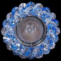 Светильник встраиваемый Reluce 01712CL/CR+LBL MR16. Хром, 1408220