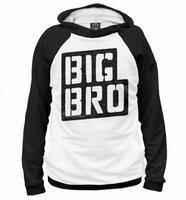 Худи Print Bar Big bro (APD-236328-hud-L)