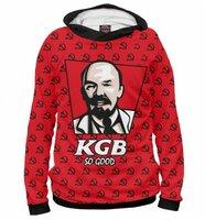 Худи Print Bar KGB So Good (SSS-736766-hud-XXL)