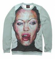 Свитшот Print Bar Анджелина Джоли (ANJ-540735-swi-4XL)