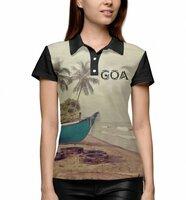 Поло Print Bar Goa (CTS-952058-pol-1-L)