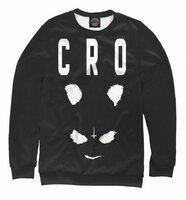 Свитшот Print Bar Cro Panda Black (MZK-985626-swi-2XS)