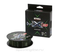 Mitchell - Леска Mitchell MX3 LVG Mono 300м 0,45мм