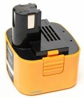 Усиленный аккумулятор для Panasonic EY9001, EY9006, EY9108, 3.0Ah 12V