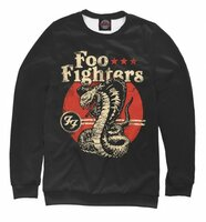 Свитшот Print Bar Foo Fighters (MZK-485739-swi-L)