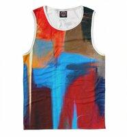 Майка Print Bar Цветные краски (CLR-776088-may-2-XL)