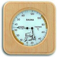 Термогигрометр TFA 40.1007 для сауны (Wood)