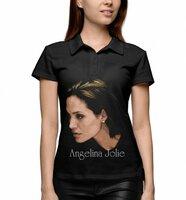 Поло Print Bar Angelina Jolie (ANJ-662370-pol-1-L)