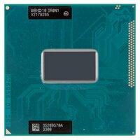 Процессор для ноутбука Intel Core i3 Mobile 3110M Socket G2 2.4 ГГц SR0N1