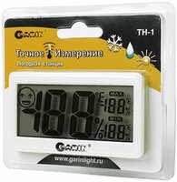Термометр-гигрометр Garin Точное Измерение TH-1