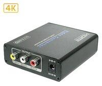HDMI коммутаторы, разветвители, повторители Конвертер HDMI 4Kx2K в CVBS + Audio 3.5mm / Dr.HD CV 116 HCA