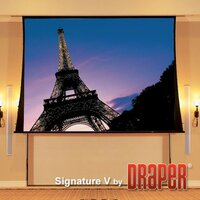 Экран моторизированный Draper Signature/V HDTV (9:16) 490/193 240*427 XT1000V (М1300) ebd 12