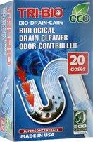 Биосредство Tri-Bio, для прочистки бытовых канализаций, суперконцентрат, 100 г