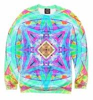 Свитшот Print Bar Mandala Digital Nu Dop * color 2 (ESO-290225-swi-XXL)