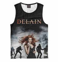 Майка Print Bar Delain (FMR-275380-may-2-6XL)