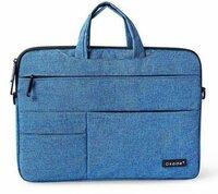 Сумка Okade Nylon Soft Sleeve Case Bag для ноутбуков 13-14 (Синяя)