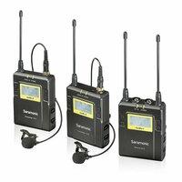 Беспроводная микрофонная система Saramonic UwMic9 TX9+TX9+RX9