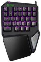 Harper Gaming Foxtrot GKB-95, black