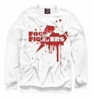 Свитшот Print Bar Foo Fighters (MZK-597247-swi-5XL)
