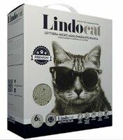 Наполнитель LINDOCAT (Италия) Active plus комкующийся с угольными гранулами