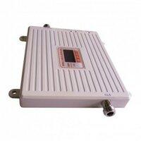 Усилитель 3G/4G сигнала Repeater 3G/4G LTE 2100 MHZ-2600MHZ двухдиапазонный репитер сотового сигнала и интернета для мобильных телефонов