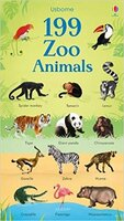 Watson Hannah 199 Zoo Animals. Board book. 199 Pictures