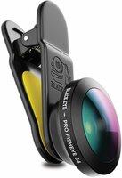 Объектив Black Eye Pro Fisheye G4 (G4FE001) для смартфона (Black)