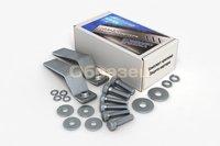 NLZ Комплект крепежа для зк, подходит для faw besturn b50 (2012-) 1,6 бензин мкпп/акпп (фав вестурн)