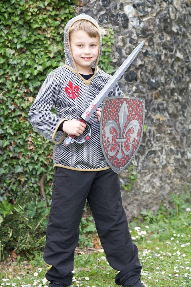 Костюм рыцаря для мальчика своими руками фото 61