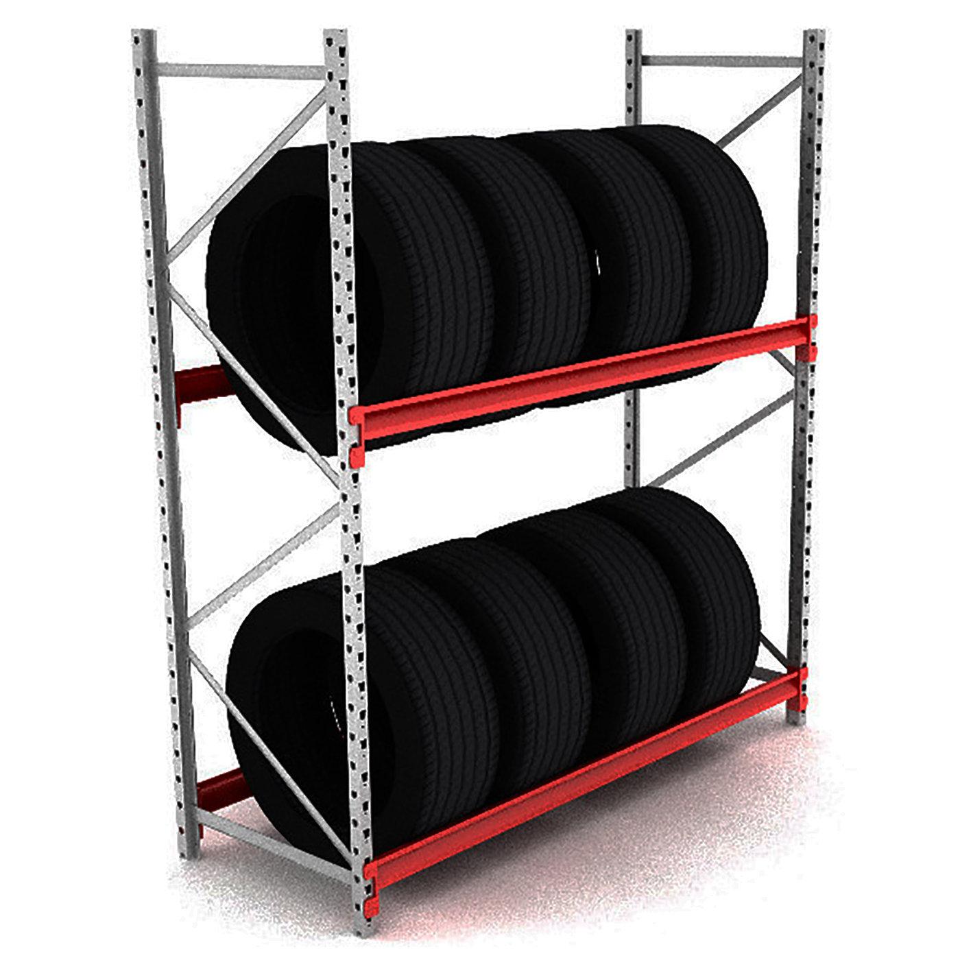 31Стеллажи для хранения колес и шин