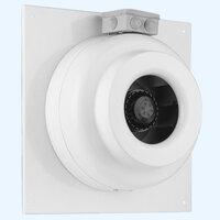 CFW 100 Shuft Вытяжной круглый канальный вентилятор для установки на стену