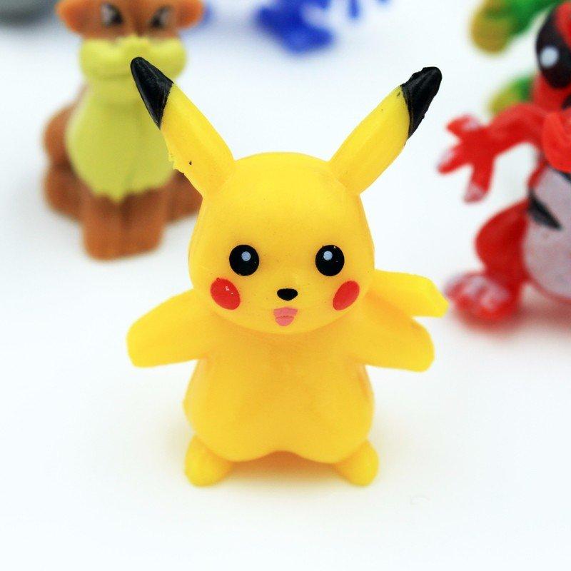 Покемоны игрушки 166