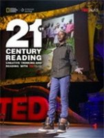 21st Century Reading 1 with TED Talks. Audio CD & DVD Package. Audio CD
