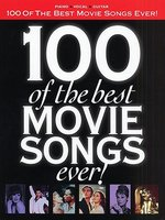 HLE90002979 - 100 OF THE BEST MOVIE SONGS EVER! PVG