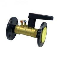 Клапан балансировочный BROEN BALLOREX Venturi DRV - Ду15 (ф/ф, PN16, Tmax 135°C, Kvs 2,1 м³/ч)